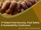 4th Global Food Security, Food Safety & Sustainability Conference