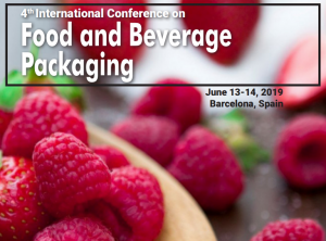 4th International Conference on Food and Beverage Packaging - Mypack