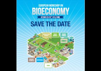 European workshop on bioeconomy (Paris, France)