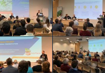 "14th February 2020: ""The use of bioplastics in the organic industry"" Workshop (Nuremberg, Germany)"