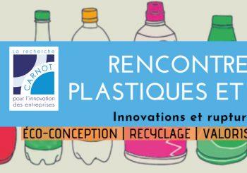 Rencontre ECOTHEC Plastiques et emballages 2019 (Paris, France)