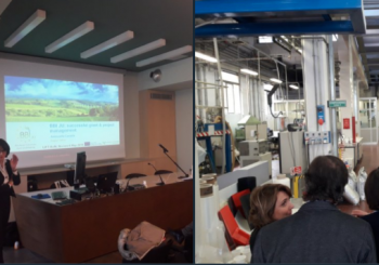 Kick-off meeting of new BBI project LIFT (Italy)